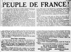 L'Appel du 10 juillet 1940 de Duclos et Thorez.   dans Communisme-Histoire- Théorie 120710_appel_thorez_duclos-300x220