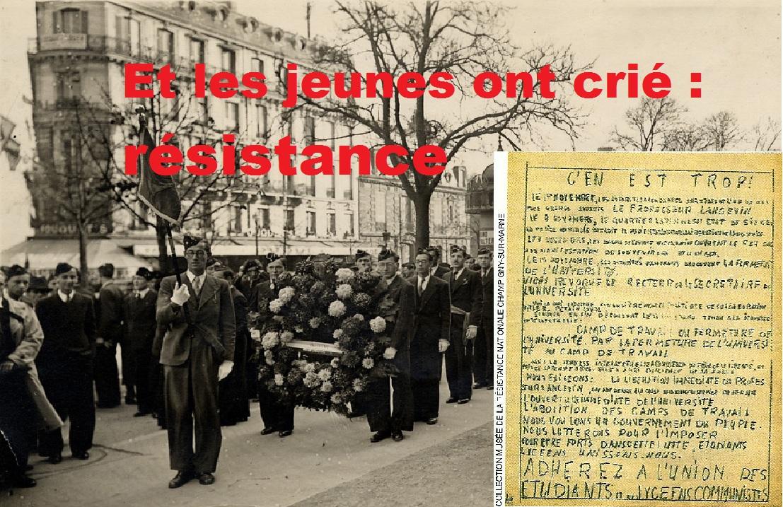 N U2019oublions Pas De Comm U00e9morer Le 11 Novembre 1940