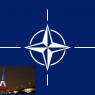 Ceux qui soutiennent la politique de Hollande doivent arborer ce drapeau là, celui de l'OTAN!