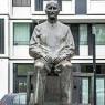 Monument à Brecht à Berlin par Fritz Cremer