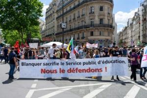manif_éducation_17_juin_bac