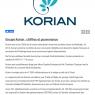 KORIAN Chiffres et présentation du groupe ehpad Korian